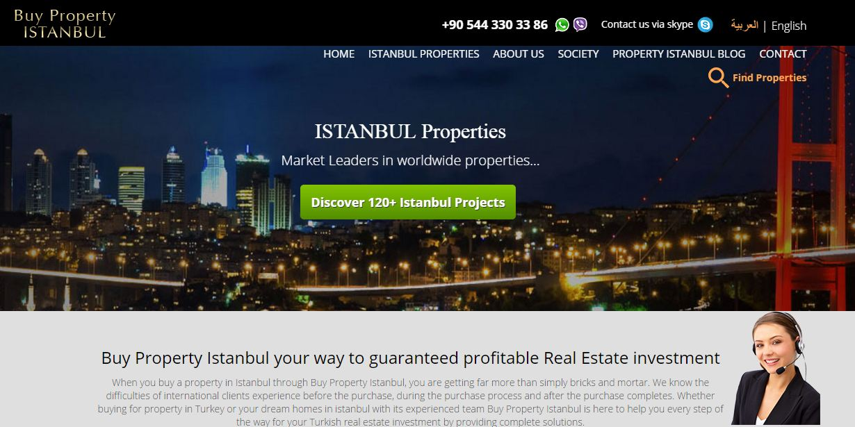 BUY PROPERTY ISTANBUL